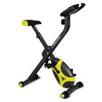 Marathon Easy Plus Cyclette, Nero/Giallo