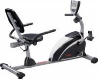 HIGH POWER Cyclette HPBK409 Bianco/Nero/Acciaio