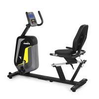 Diadora Cyclette Recumbent Dakota Regolazione dello Sforzo Elettromagnetico e 22 Programmi di Allenamento