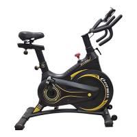 FFitness Spin Bike Carenata con Freno Magnetico | Cyclette Fit da Interno con Porta Cellulare e Tablet | Volano 13kg