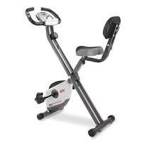 Toorx Cyclette BRX-Compact Unisex-Adulto, Nero, 118x43x23